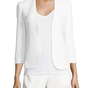 NWT THEORY Lindrayia crepe jacket Size 4